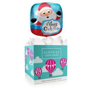 Merry Christmas Balloon Box