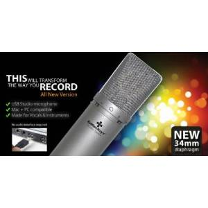 Editors Keys SL300 Condenser USB Microphone