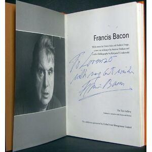Francis Bacon BACON, Francis (Dublino, 1909 - Madrid, 1992) [ ] [Hardcover]
