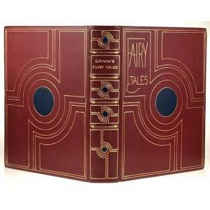 [Binding, Fine- Joseph Zuffant for the Monastery Hill Bindery] The Fairy Tales of the Brothers Grimm Grimm Brothers [ ]