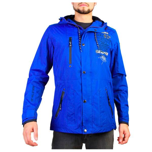 Geographical Norway Clement Men's Clement Hooded Jacket - Size: Small