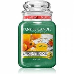 Yankee Candle Alfresco Afternoon scented candle Classic Large 623 g