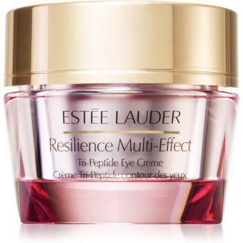 Estée Lauder Resilience Multi-Effect Tri-Peptide Eye Creme Firming Eye Cream with Nourishing Effect 15 ml