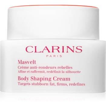 Clarins Body Shaping Cream Shaping Cream Targets Stubborn Fat, Firms, Redefines 200 ml