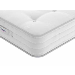 The Dreams Workshop Reynolds 1000 Pocket Sprung Mattress - Orthopaedic 3'0 Single