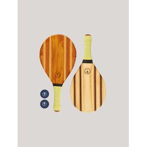 Frescobol Carioca Leblon Beach Bat Set