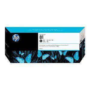 HP 81 680-ml Black Dye Ink Cartridge