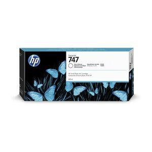 HP 747 300-ml Gloss Enhancer DesignJet Ink Cartridge