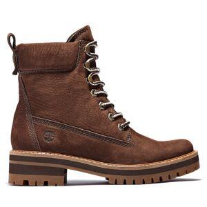 Timberland Courmayeur Valley Boot For Women In Dark Brown Dark Brown, Size 6.5