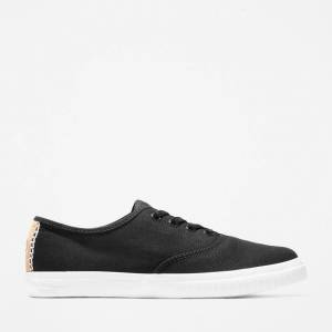Timberland Newport Bay Oxford For Women In Black Black, Size 5.5