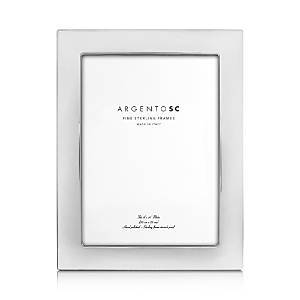 Argento Sc Castell Sterling Silver 8 x 10 Picture Frame  - Silver