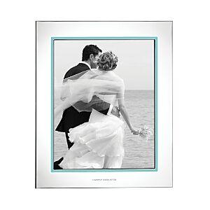 kate spade new york Take the Cake Frame, 8 x 10  - Silverplate/Enamel