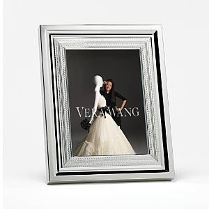 Wedgwood Vera Wang Wedgwood With Love Frame, 8 x 10  - Silver