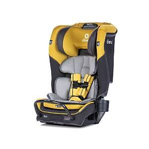 Diono Radian 3QX Ultimate 3 Across All-in-One Convertible Car Seat  - Yellow