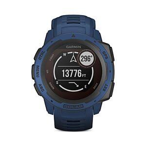Garmin Instinct Solar Smart Watch, 45mm  - Tidal Blue