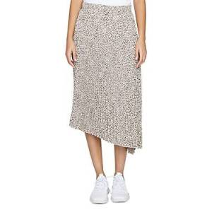 Sanctuary The Summer Leopard Print Pleated Skirt  - Mini Leopard - Size: 2X-Large