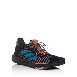 adidas Raf Simons for Adidas x Missoni Women's PulseBOOST Hd Low-Top Sneakers  - Black/Multi - Size: 5