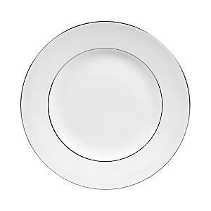 Wedgwood Vera Wang Wedgwood Blanc Sur Blanc Salad Plate  - No Color