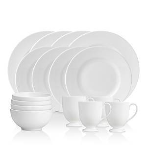 Wedgwood Wedgwood White 16-Piece Set  - White