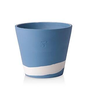 Wedgwood Burlington Planter  - Blue