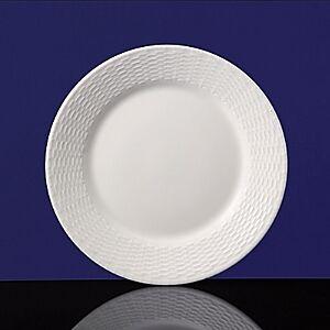 Wedgwood Nantucket Basket Rim Soup Bowl  - White