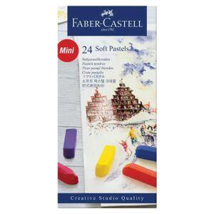 Faber-Castell Mini Soft Pastel Sets