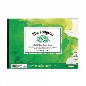 Daler Rowney Langton Watercolour Pad 'NOT' (Cold Pressed)