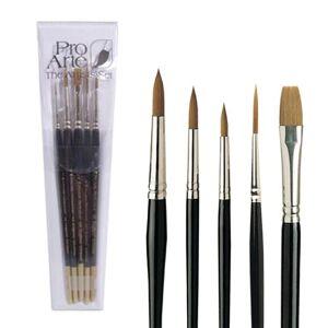 Pro Arte Prolene Brush Set W1
