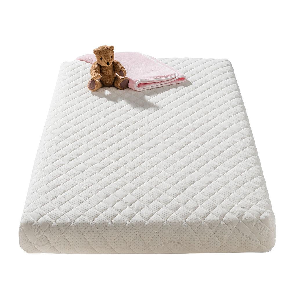 Silentnight Safe Nights Superior Pocket Cot Bed Mattress (70x140cm)