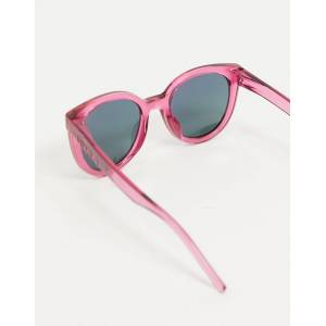 HUGO round sunglasses in pink  - Pink - Size: No Size