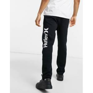 Hurley OAO Fleece jogger in black  - 26658612713 - Size: Extra Large