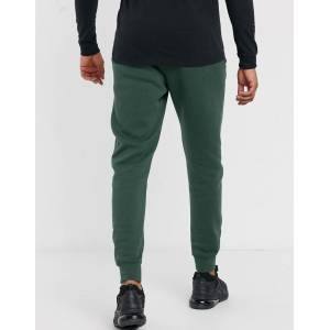 Nike Tall Club cuffed joggers in khaki-Green  - 26424953329 - Size: Large