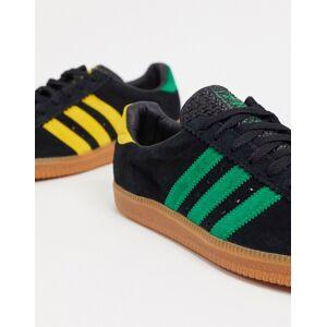 adidas Originals Padiham trainers in black  - Black - Size: 10