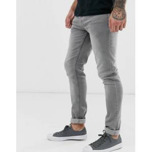 French Connection super skinny light wash jeans-Black  - Black - Size: W30in L34in