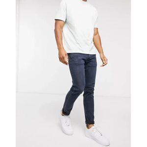 Levi's 512 slim tapered fit jeans in biologia adv dark wash blue  - Blue - Size: W30in L34in
