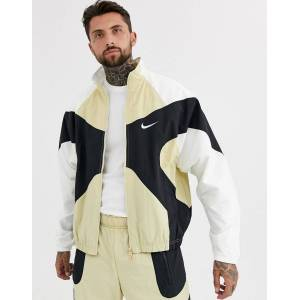 Nike Re-Issues zip-through track jacket in gold  - 26748449713 - Size: 2X-Large