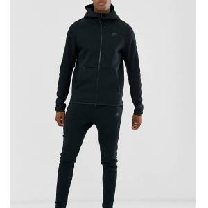 Nike Tall Tech Fleece cuffed jogger in black  - 25430677887 - Size: Extra Large