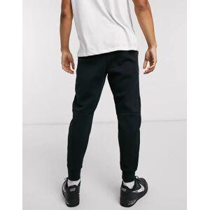 Nike Tech Fleece joggers in black  - Black - Size: 2X-Large