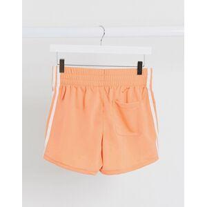 adidas Originals adicolor three stripe shorts in pink-Orange  - 26375415893 - Size: 14