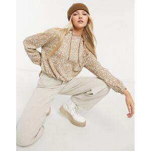 BB Dakota hoodie in camel-Beige  - Beige - Size: Extra Small