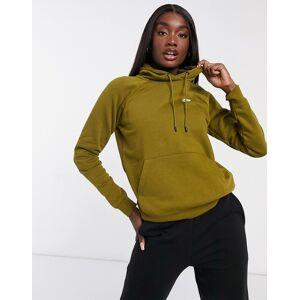 Nike essentials hoodie in khaki green  - Green - Size: Medium
