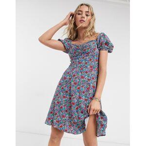 Pepe Jeans Jenni floral dress-Multi  - Multi - Size: Large