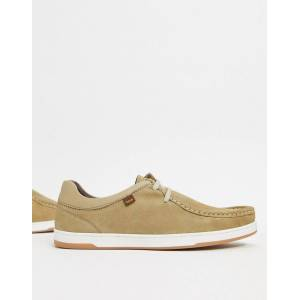 Base London dougie desert shoes in beige suede  - 25986287381 - Size: 6