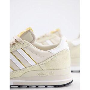 adidas Originals ZX trainers in beige  - Beige - Size: 6.5