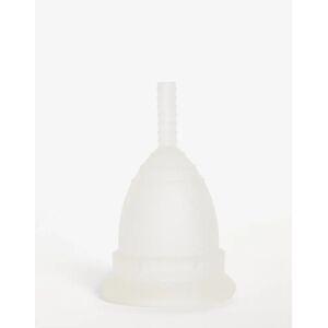 Mooncup silicone menstrual cup size A-No Colour  - No Colour - Size: SIZE A