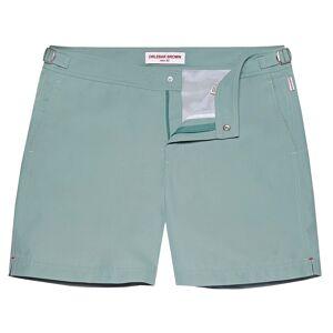 Orlebar Brown Bulldog Mid Length Swim Shorts - Mineral  - Size: 32