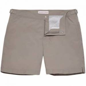 Orlebar Brown Bulldog Swim Shorts - Pewter  - Size: 32