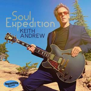 SIMPLY HE Keith Andrew - Soul Expedition (CD)