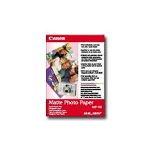 Canon MP101 Matte Photo Paper 50 Sheets