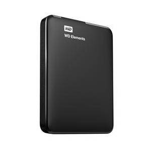 WD 2TB Elements USB 3.0 2.5 Portable Hard Drive